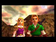 The Legend of Zelda- Ocarina of Time 3D Boss 10 (Final Boss) - Ganon