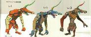 Moblin Concept Art BOTW