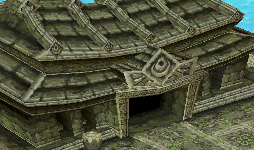 Temple of the Ocean King