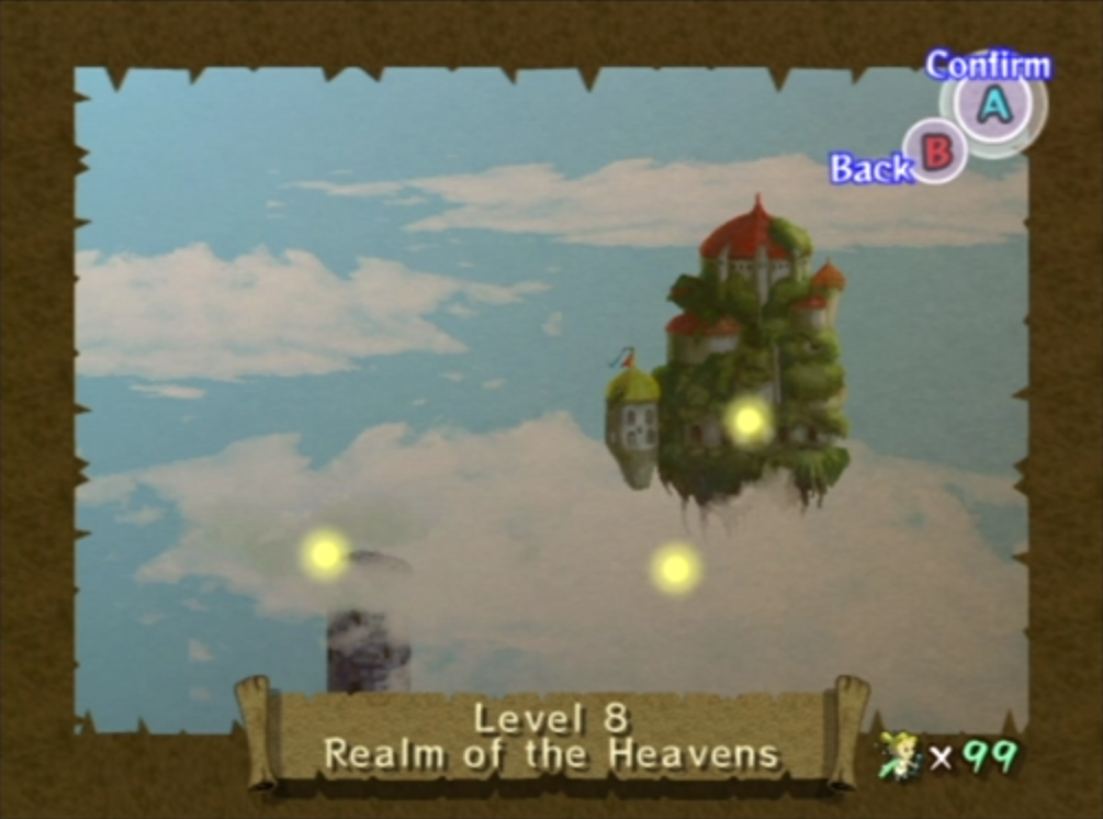 Realm of the Heavens (level)