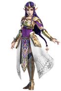 Zelda costume Hilda HW
