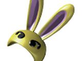 Capucha de conejo