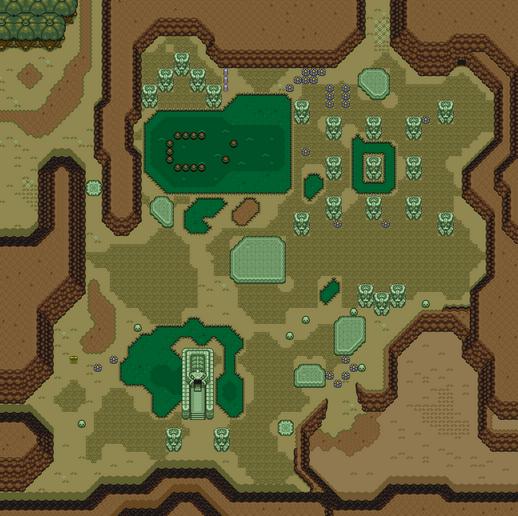 Plaine des Ruines