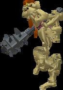Stalfos Figurine