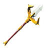 Breath of the Wild Gerudo Trident Gerudo Spear (Icon)
