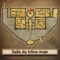 Carte Salle du Trône Mojo MM3D