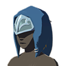 Breath of the Wild Zora Armor Set Zora Helm (Icon).png