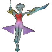 Hyrule Warriors Legends Ruto Standard Outfit (Great Sea - Laruto Recolor)