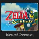 Icono The Legend of Zelda Spirit Tracks Consola Virtual Wii U