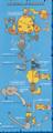 Mapa de la Cueva del Dragón TWW