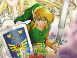The Legend of Zelda : A Link to the Past (Manga d'Himekawa)