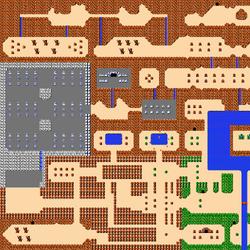 Lugares de The Legend of Zelda