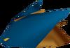 A Bombchu from Majora's Mask