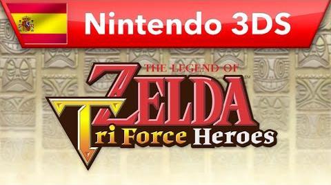 The Legend of Zelda: Tri Force Heroes/Galería
