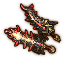 Hyrule Warriors Great Swords Swords of Demise (Icon)
