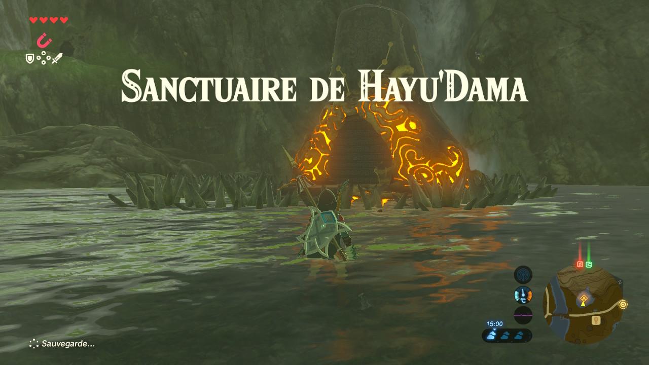 Sanctuaire de Hayu'Dama