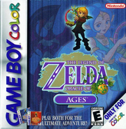The Legend of Zelda - Oracle of Ages (boxart)