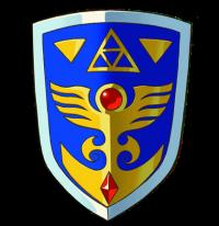 Escudo del luchador