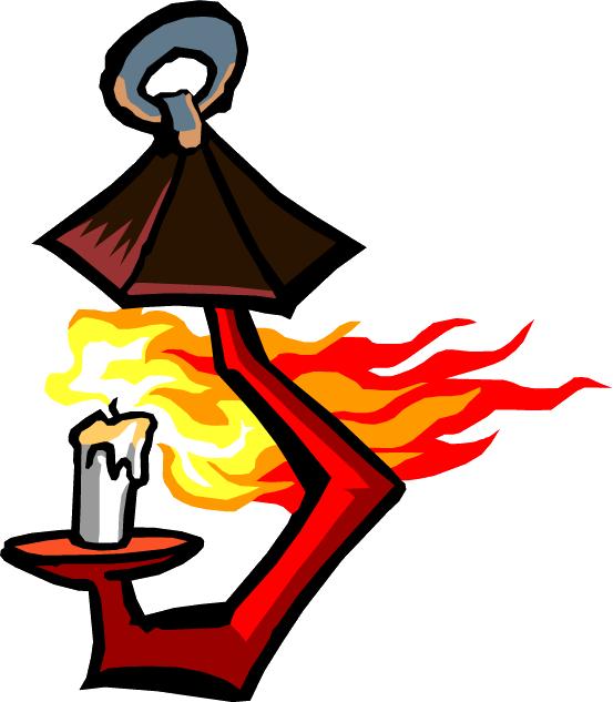 Flame Lantern