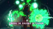 Ombre de Foudre-spin off