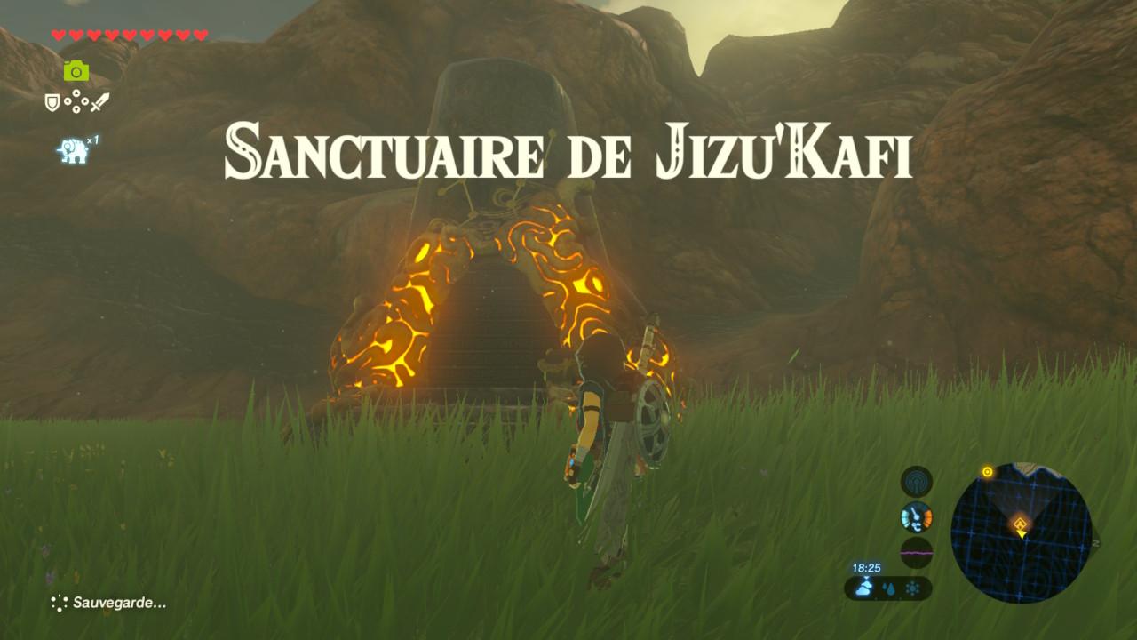 Sanctuaire de Jizu'Kafi