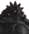 Hyrule Warriors Ganondorf Dark Ganondorf (Dialog Box Portrait)
