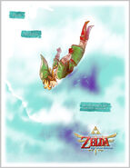 Skyward Sword Comic