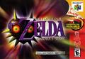 The Legend of Zelda - Majora's Mask (North America)