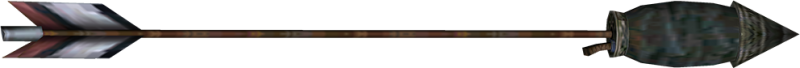 Bomb Arrow