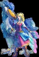 Zelda-Art-Medium