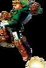 Link saut OoT