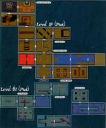 Mapa de la Cueva de la Sirena (Pasado) OoA