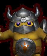 Hyrule Warriors Goron Forces Goron Captain (Dialog Box Portrait)