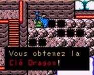 Clé dragon