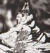 Onox's Castle manga