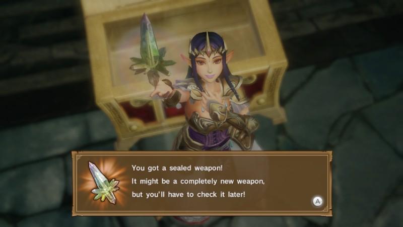 Sealed Weapon Zeldapedia Fandom