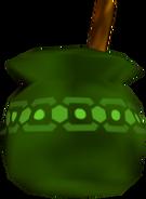 Jarrón de poción verde OoT