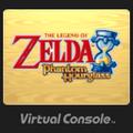 Icono The Legend of Zelda Phantom Hourglass Consola Virtual Wii U