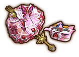 Hyrule Warriors Parasol Princess Parasol (Level 3 Parasol)