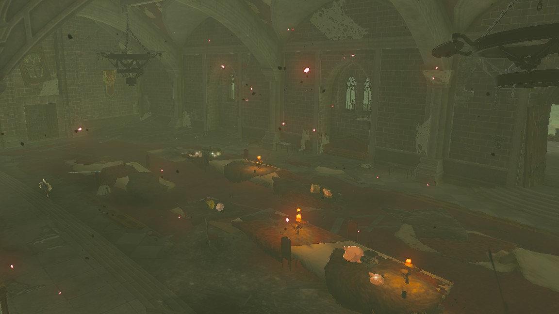 Dining Hall Zeldapedia Fandom