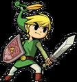Link Artwork 2 (The Minish Cap)