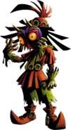 Skull Kid Artwork (Majora's Mask)