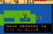 Donjon Dragon Dansant oss clé du boss