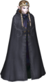 Twilight Princess Hooded Zelda Princess Zelda (Render)
