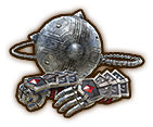Hyrule Warriors Gauntlets Silver Gauntlets (Level 1 Gauntlets).png