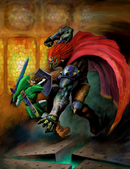 Link vs. Ganondorf (Ocarina of Time).png
