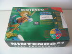 Coffret Zelda Nintendo 64 2