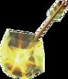 Artwork of a Light Arrow from Ocarina of Time