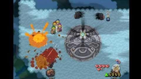 Link Oscuro (Four Swords Adventures)