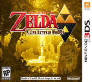 The Legend of Zelda - A Link Between Worlds (North America)